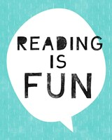 Reading is Fun Fine-Art Print
