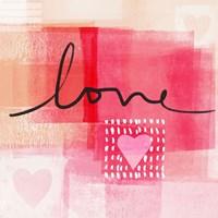Love I Fine-Art Print