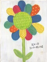 Keep Blooming Fine-Art Print