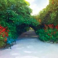 Serenity Path Fine-Art Print