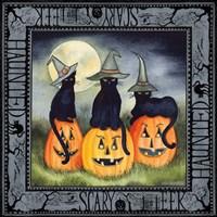 Haunting Halloween Night II Fine-Art Print