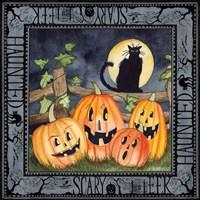 Haunting Halloween Night I Fine-Art Print