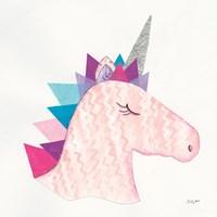 Unicorn Power I Fine-Art Print