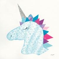 Unicorn Power II Fine-Art Print