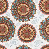 Mandala Dream Pattern IB Fine-Art Print