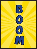 Boom Fine-Art Print