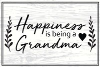 Happiness is Being a Grandma Fine-Art Print