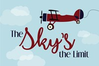 The Sky's the Limit Fine-Art Print