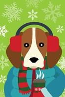 Winter Pet II Fine-Art Print