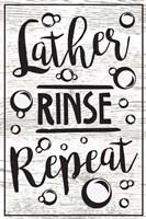 Lather, Rinse, Repeat Fine-Art Print