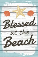 Blessed at the Beach Fine-Art Print