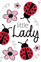 Little Lady Fine-Art Print