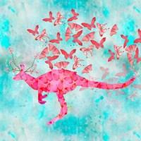 Kangaroo Flower Fine-Art Print