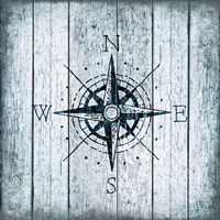 Nautical Compass Fine-Art Print