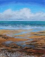 Beach Textures Fine-Art Print