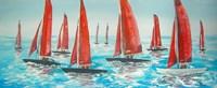 Sailing Yachts Fine-Art Print