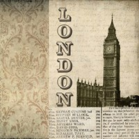 London I Fine-Art Print
