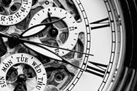 Clock II Fine-Art Print