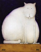 Fat Cat Fine-Art Print