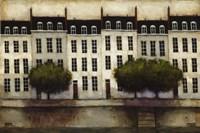 Paris on the Seine Fine-Art Print