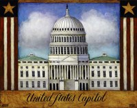 The Capitol Fine-Art Print