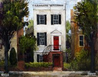 The Sousa House, Capitol Hill Fine-Art Print