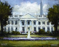 The White House Fine-Art Print