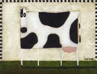 White Cow Fine-Art Print