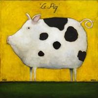Le Pig 1 Fine-Art Print