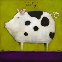 Le Pig II Fine-Art Print