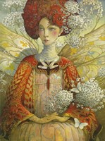 The Distracted Fairy Fine-Art Print