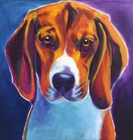 Beagle - Chester Fine-Art Print