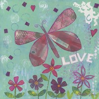 Love Butterfly Fine-Art Print