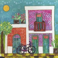 De Colores Y Aventuras Mi Viejo Sj Fine-Art Print