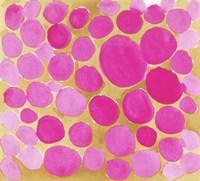 Pebbles Yellow Fine-Art Print