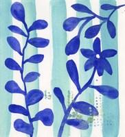 Talavera Blu Fine-Art Print
