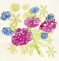 Dahlias in the Green Fine-Art Print