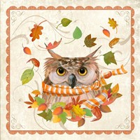 Fall Owl Fine-Art Print