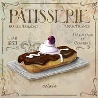 Patisserie 3 Fine-Art Print