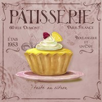 Patisserie 4 Fine-Art Print