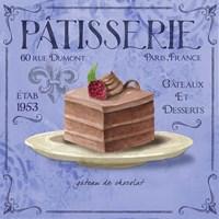 Patisserie 6 Fine-Art Print