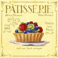 Patisserie 7 Fine-Art Print
