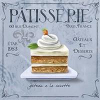Patisserie 9 Fine-Art Print