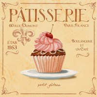 Patisserie 10 Fine-Art Print