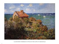 Fisherman's Cottage Fine-Art Print