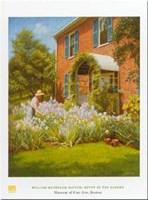Betty in Garden Fine-Art Print
