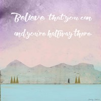Believe that You Can Fine-Art Print