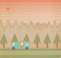 Search for Adventure I Fine-Art Print