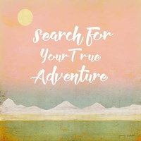 Search for Adventure II Fine-Art Print