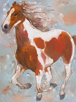 Painted Horse Fine-Art Print
